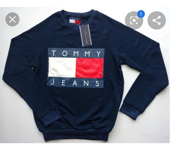 Buzo Tommy Excelente
