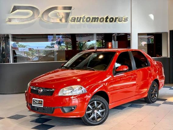 Fiat Siena El 1.4gnc   113.000 Km   2014 Rec Menor Y Financi
