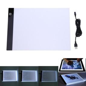 Mesa Luz Led P/ Desenho Transposição A4 Profissional
