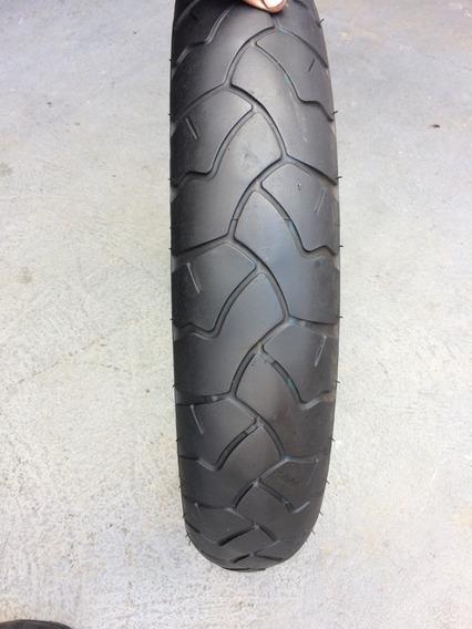 Pneu 110/80/19 Bridgestone Bw-501 Usado Vstrom Triump Gs