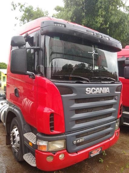Scania G420 A6x2 Trucada 2009 2009