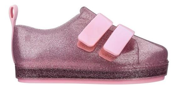 Melissa Tenis Mel Go Sneaker Inf Original Frete Grátis