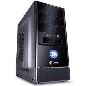 Computador Intel Dual Core 4gb Hd 250gb Windows 10 Teclado