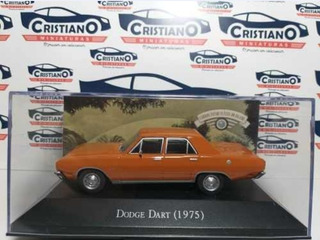 Dodge Dart 1975 Ed 28 Carros Inesquecíveis Do Brasil 1/43