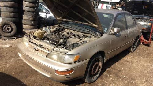 Imagem 1 de 7 de Toyota Corolla 1.8 16v 1996 Sucata Somente Peças