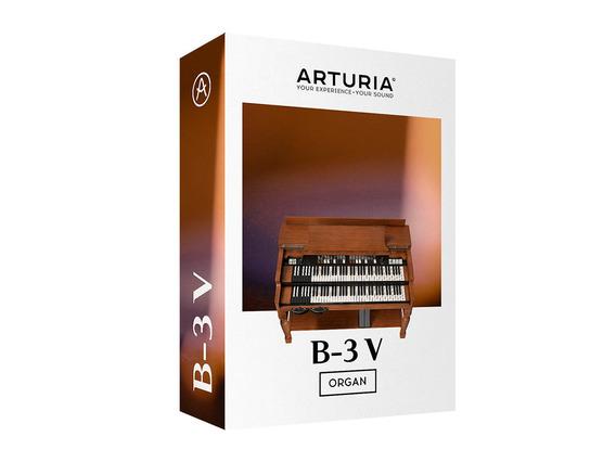 Software Arturia Hammond B3 V Original Licencia Oficial