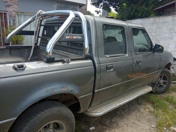 Ford Ranger 2.5 Xl I Sc 4x4 2000