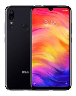 Redmi Note 7 128gb 4gb Ram Global +capa+pelicula+fone+nfe