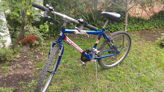 Bicicleta Skinred Mtb 18 Cambios