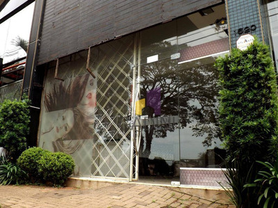 Sala Comercial Para Locação, Centro, Cascavel. - Sa0144