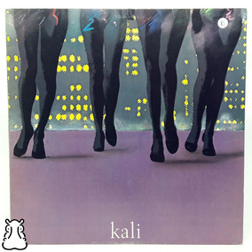 Lp Banda Kali 1985 Spiralen Disco De Vinil Pop Rock Nacional