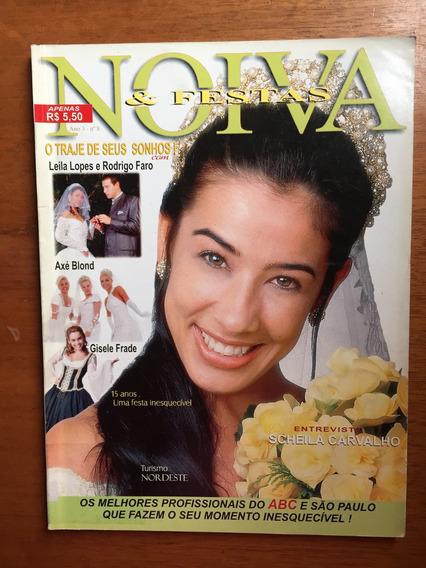 Revista Noiva E Festas Scheila Carvalho Morena Do Tchan A881