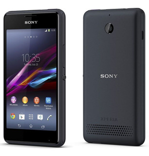 Sony Xperia E1 Dual Chip Android Wifi 3g Original