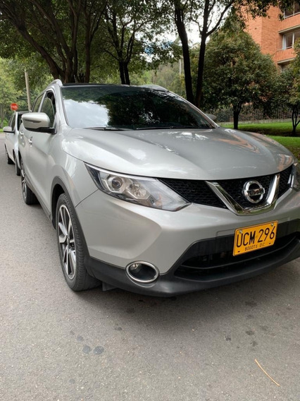 Nissan Qashqai, Exclusive 4x4, 2015