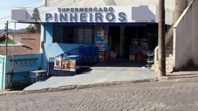 Casa Comercial Para Comprar No Parque Pinheiros Em Poços De Caldas/mg - 2112