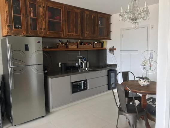 Residencial No Itaim Bibi 1 Dorm 41m² - Sf28266