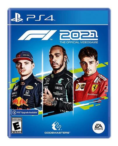 Imagen 1 de 10 de F1 2021 - Versión Estándar De Playstation 4