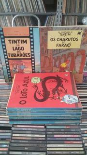 A Aventuras De Tintim 14 Volumes