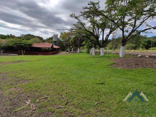 Chácara Com 4 Dormitórios À Venda, 360000 M² Por R$ 3.400.000,00 - Fazenda Nata - Londrina/pr - Ch0189