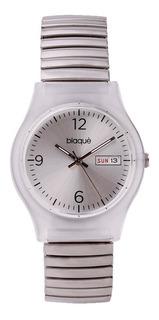 Reloj Blaque Malla Extensible Elastizada Rose ,dorado,plata!