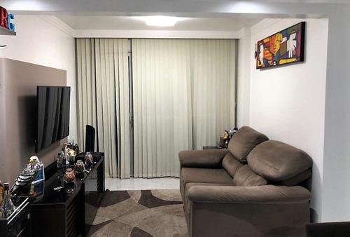 Imagem 1 de 30 de Apartamento Com 2 Dormitórios À Venda, 98 M² Por R$ 480.000,00 - Vila Carrão - São Paulo/sp - Ap2000