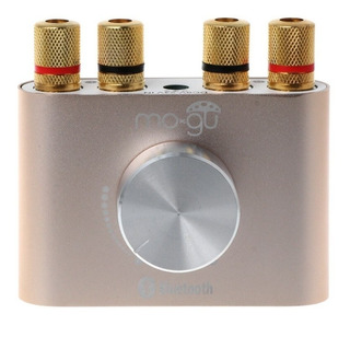 Amplificador De Potencia Hifi 50 W + 50 W Estéreo Bluetooth