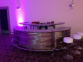 Arriendo Mueble Bar 3 Cuerpos, Eventos, Espectáculo