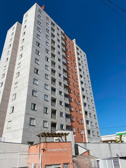 Apartamento Residencial Conquista Planalto 2 Dormitórios 52m