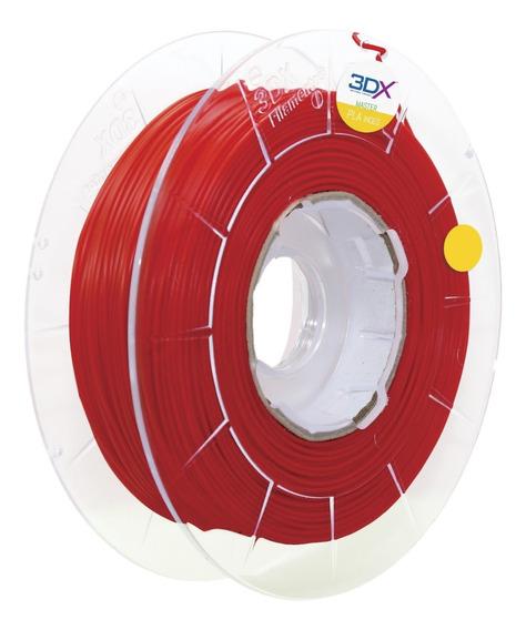 Filamento Pla 1,75 Mm | 500g | Vermelho