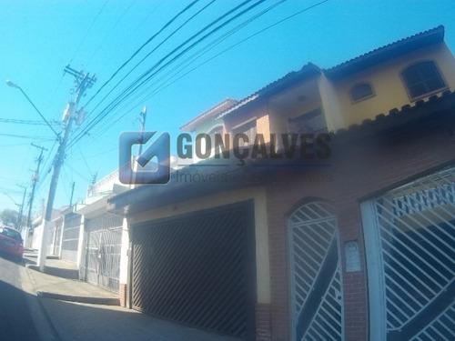 Venda Sobrado Sao Bernardo Do Campo Parque Sao Diogo Ref: 32 - 1033-1-32332