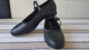 267203956d Sapato Para Sapateado Capezio Nº 7 - Usado