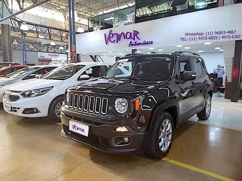Imagem 1 de 15 de Jeep Renegade Sport 1.8 Flex Autom.