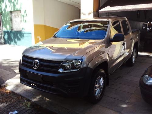 Volkswagen Amarok 2.0 Cd Tdi 140 Cv 4x2 Startline 2017