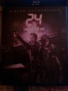 Serie 24 Temporada 9 Blu-ray Original