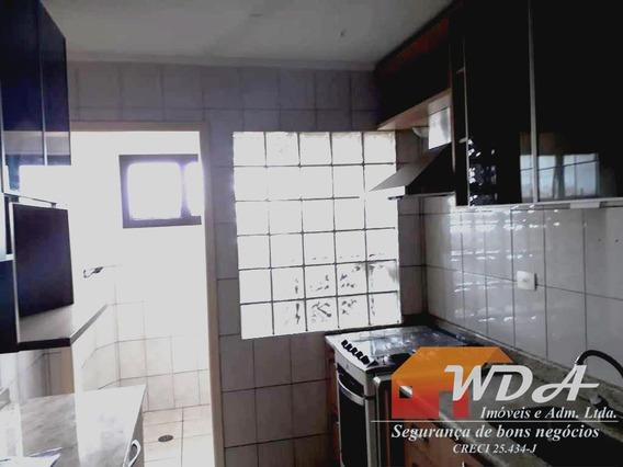Cód.: 672 - Venda - Apartamento R$ 270.000,00 - Jd. Pedroso