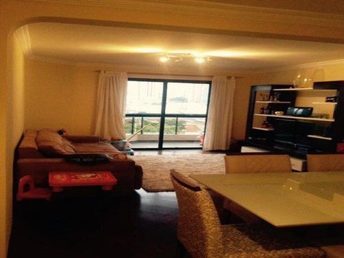 Apartamento À Venda, 90 M² Por R$ 640.000,00 - Tatuapé - São Paulo/sp - Ap6240