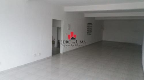 Imagem 1 de 7 de Salão Com 190 M² E 3 Banheiros No Cangaíba - Pe29341
