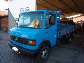 Caminhao Mercedes 710 Carroceria R$57.000,
