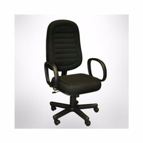 Cadeira Giratória Presidente, Poltrona