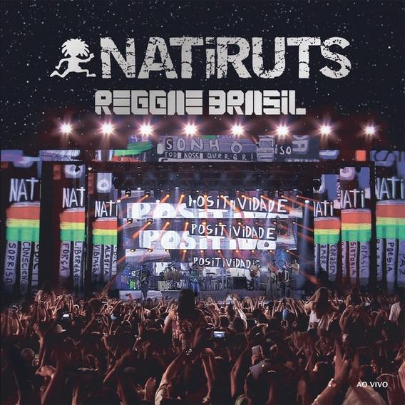Cd Natiruts Reggae Brasil - Ao Vivo
