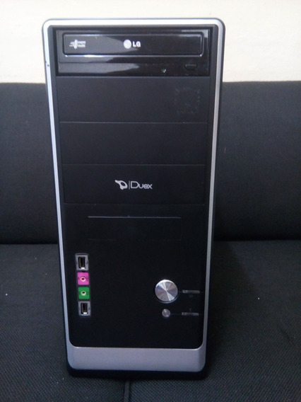 Cpu Core 2 Duo-1.8ghz-4gb Ram-ssd 120gb-windows 7