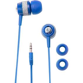 Fone De Ouvido Para Smartphone Azul Jammerz Cve55