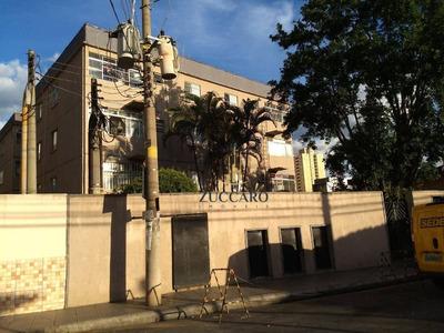 Apartamento Com 1 Dormitório Para Alugar, 55 M² Por R$ 800/mês - Macedo - Guarulhos/sp - Ap13901