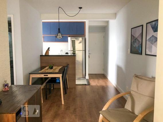 Apartamento Para Aluguel - Barra Funda, 3 Quartos, 62 - 893116840