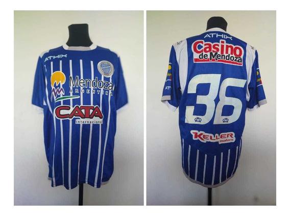 Camiseta Godoy Cruz 2008/09 V Ferreira