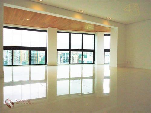 Cobertura Impecável, Residencial Para Venda E Locação, Panamby, (lm) - Co0001