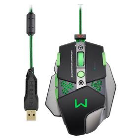 Mouse Gamer Warrior 4000 Dpi Mo249 Multilaser