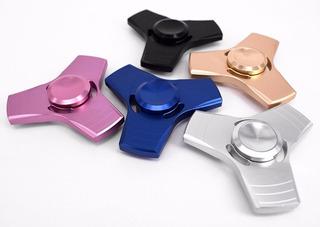 Fidget Spinner Original Metalico Premium - Excelente Calidad