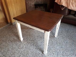 Mesas De Comedor Antiguas Restauradas - Muebles para el ...