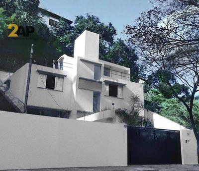 Casa Residencial Para Locação, Jardim Peri Peri, São Paulo. - Ca0033